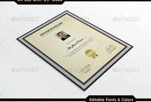 CV - Certificat