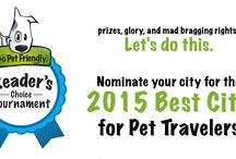 Pet Friendly Beaufort / Beaufort has been nominated as a Pet Friendly Destination in the 2015 Best City for Pet Travelers Tournament by @Gopetfriendly.  / by Visit Beaufort SC