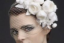 Une touche d'éclat - belle coiffure mariée / Une touche d'éclat - belle coiffure mariée