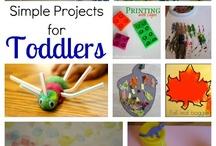 Børnehave / Gode ideer til børnehaven