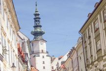 SLOVAKIA / Useful tips, inspiration and advice from SLOVAKIA. From travel stories to where the best spots to visit are, don't miss anything! SLOVAKIA travel | Bratislava | Things to do