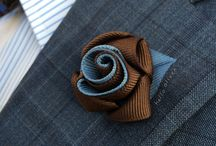Lapel & Pins / Draw attention to your blazer / by Suave' Wiley
