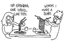 Crafty Humor / Crafting Humor....Knit, Crochet, Sewing, etc.