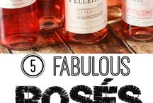 Rosé Wine / This board features helpful tips to help you pick your next bottle of Rosé.