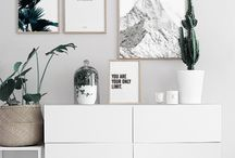 Home | Interior / Some Inspiration and Ideas for our interior and room decoration.