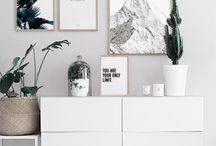 HOME // Decoration & Ideas