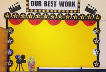 Classroom ideas Hollywood