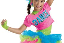 Tilly dance costumes