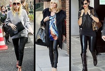 Leather loves..timeless!!