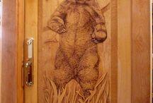 Bear II / by Hands of Hope Needlework