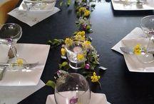Tafel decoratie / Op goedkope wijze een tafel decoreren in thema
