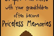 I Love Being a Grandma! / Grandparent quotes & sayings / by Jean Kihn