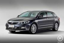 Qoros / Qoros Car Models