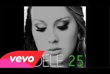 Adele 25 / New Album '25' Released Friday November 20th.