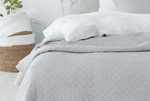 Dressing Up Your Bed / What's the best linen to create a calm and peaceful sleeping space?