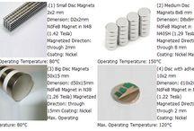 Disc Neodymium Magnets