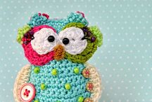 Gufi crochet