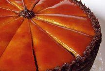 Citrom Dobos torta