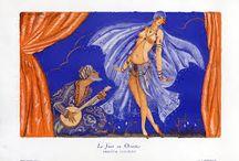 Pin-Up Art by BONNOTTE, Léon