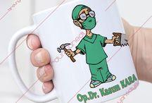 Doktor ve Sağlık Personeline Özel Hediyeler
