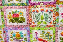Sue Cody & Wendy Williams quilts