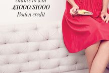 Boden's Occasionwear Competition / Amazing Occasions & well dressed by Boden