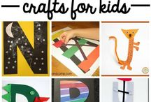 English letters for toddlers