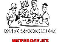 School: werkbladen Kinderboekenweek