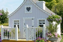 Sheds / by National Home Gardening Club