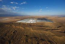 Reportage au Maroc pour la COP22 / Hope Production et Yann Arthus-Bertrand nous ont ramené de belles vues aériennes du Maroc qui mise sur les énergies renouvelables #COP22
