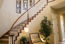 Dream Home foyers & Stair cases / by Robin Harden