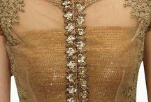 blouse/choli