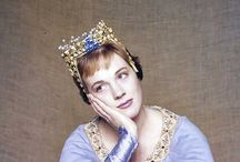 Julie Andrews / Julie Andrews Photographs by Milton H Greene