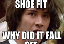 conspiracy Keanu!! / Those Conspiracies are ruining my life but I like them so