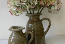 Flower Vases / Flower vases and pots available from our Winslow based shop, or online store.