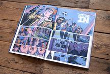 comics zines graphic novels