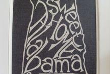 Sweet Home Alabama / by Cindy Yerby