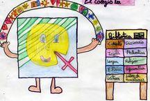 Aula de la Aventura / Pequeña descripción de nuestra Biblioteca Escolar, su organización y propuestas técnicas.