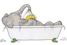 PASSHION elephant / by 渝惠 陳
