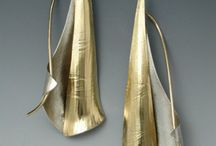 fold formed jewelry / by Odilia Richardson
