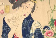 Arte Japones / by Pilar Couros