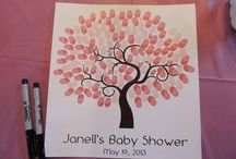 Baby Shower Ideas / by Victoria Hill