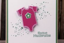 baby clothes cards