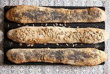 Brød/flutes