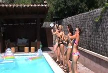 Espagnol villa de vacances