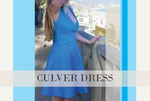 Culver Dress Makes