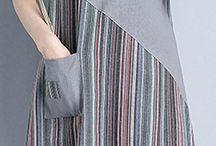 rochii cusute