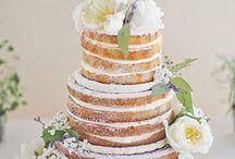 Gâteaux de mariage - Naked Cake