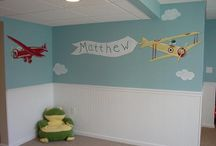 Paxton's Room / by Tina Wilson