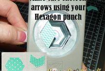Hexagon punch SU